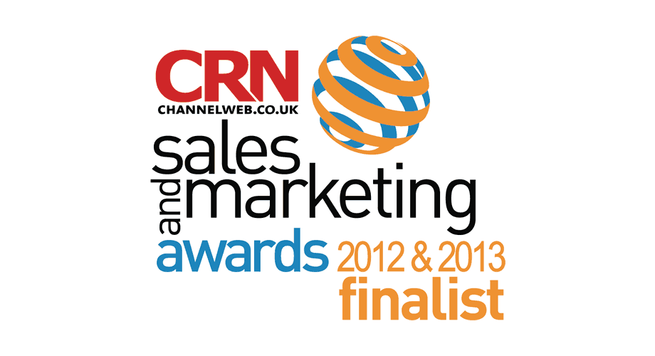 CRN Sales and Marketing Awards Logo