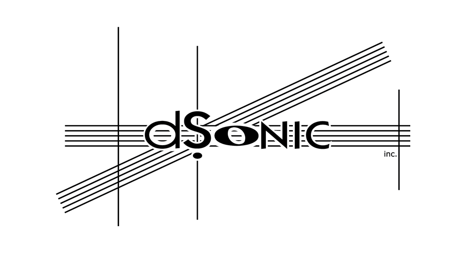 dSonic Inc Logo