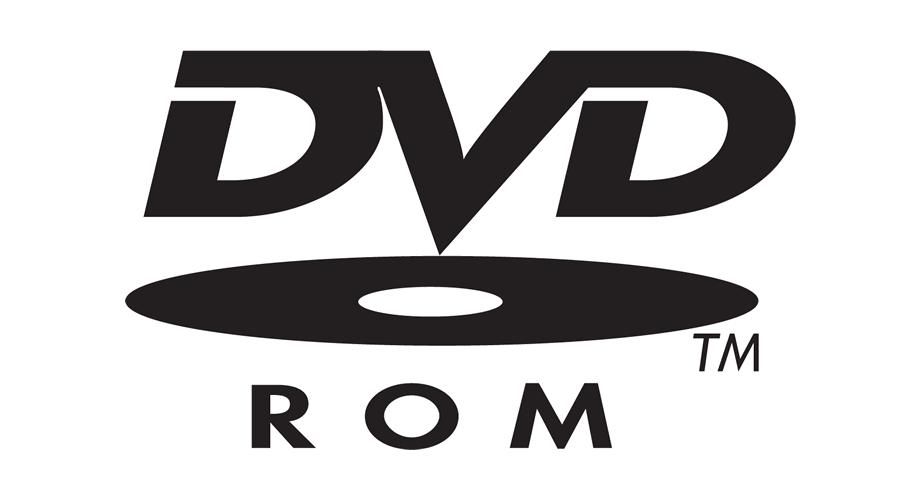 DVD ROM Logo