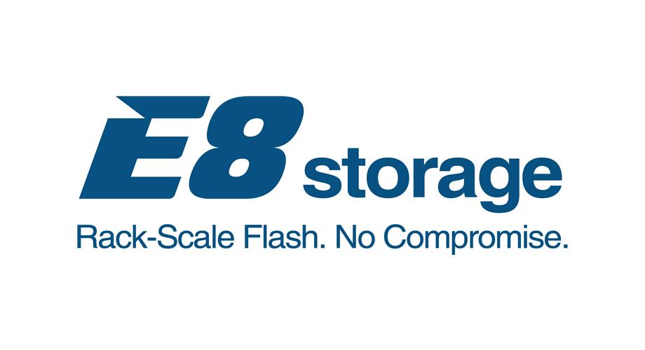 E8 Storage Logo