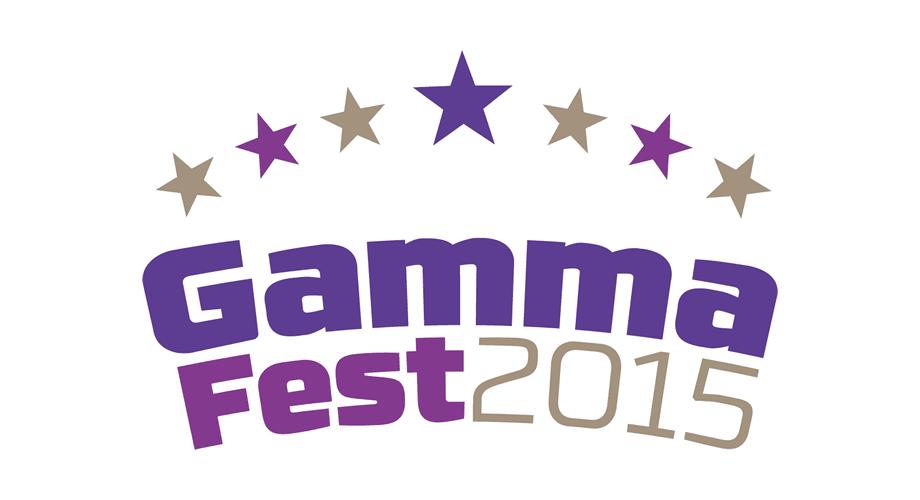 GammaFest 2015 Logo