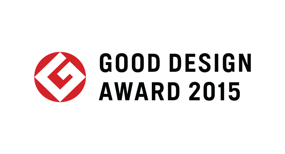 Good Design Award 2015 Logo