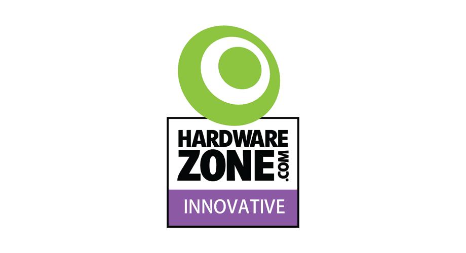 Hardware Zone Innovative Logo