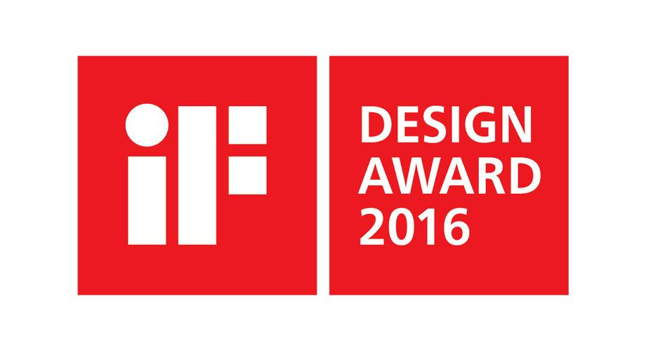 iF Design Award 2016 Logo
