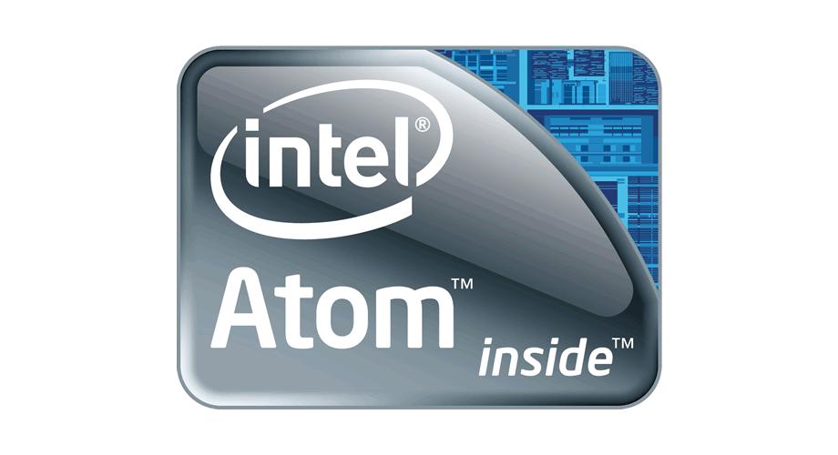 Intel ATOM Inside Logo 1
