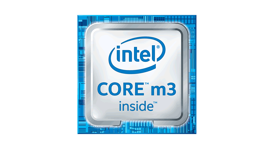 Intel Core m3 inside Logo
