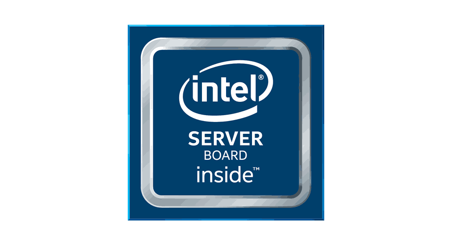 Intel Server Board Inside Logo