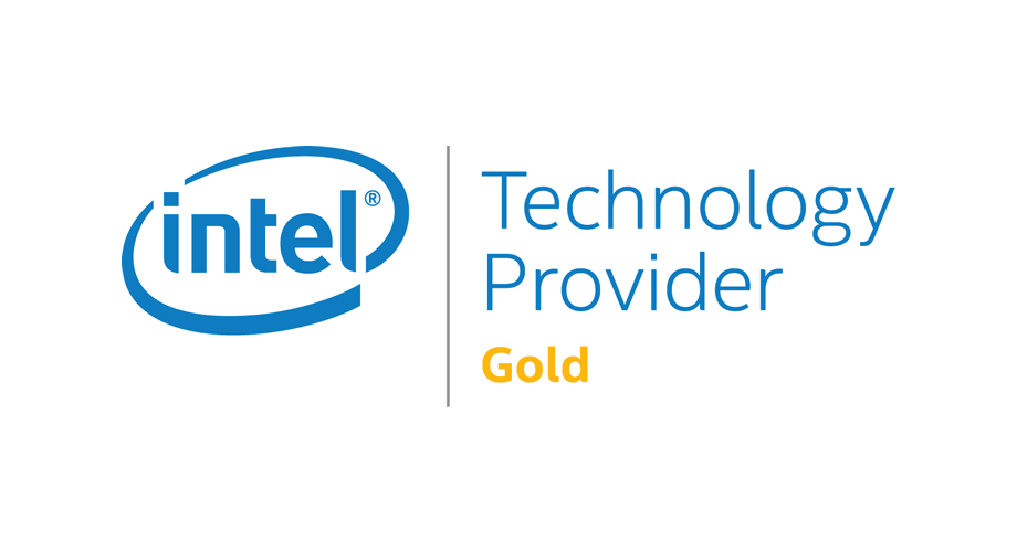Intel Technology Provider Gold Logo