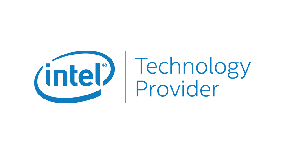 intel technology provider logo download ai all vector logo