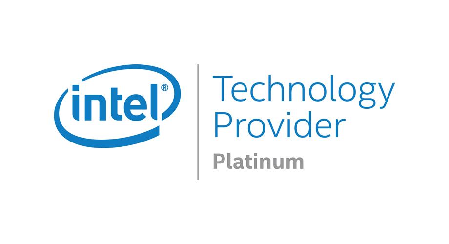 Intel Technology Provider Platinum Logo