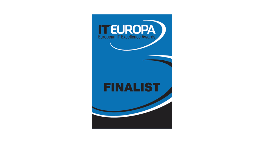 IT Europa Finalist Logo