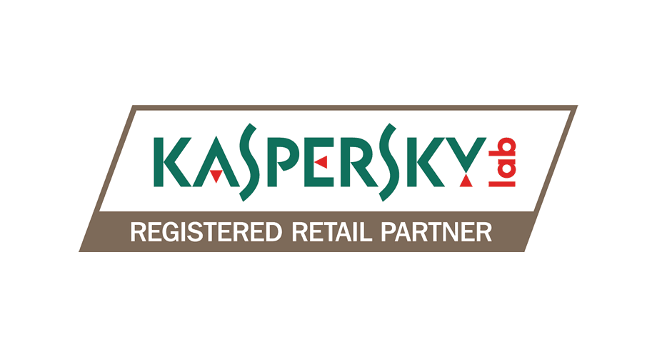 Kaspersky Registered Retailer Partner Logo