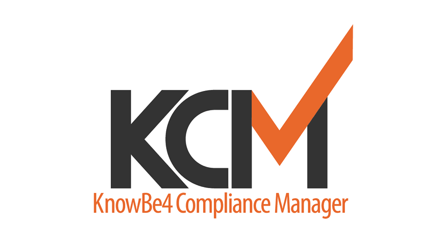KnowBe4 Compliance Manager (KCM) Logo