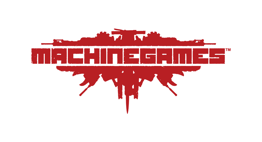 MachineGames logo.