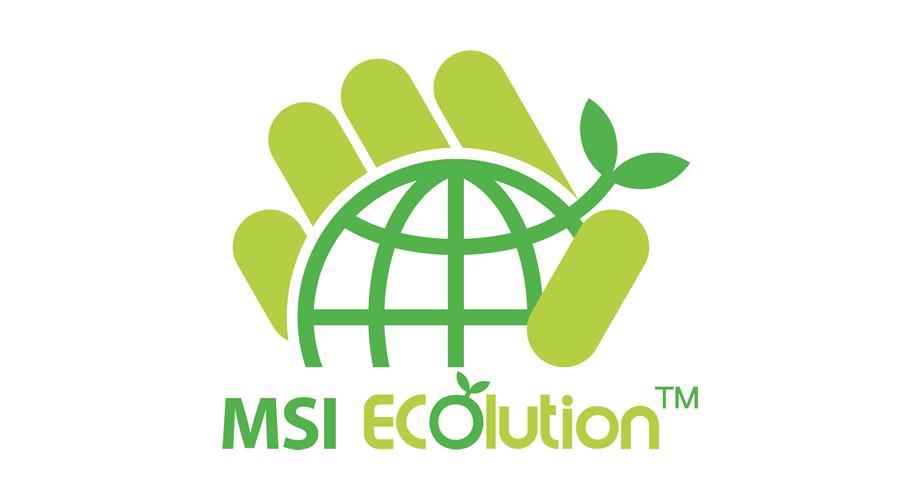 MSI ECOlution Logo