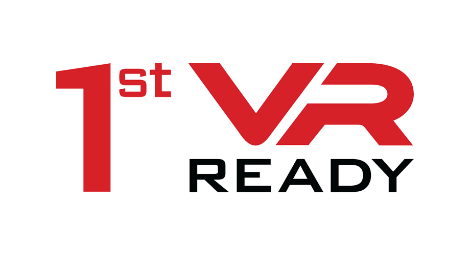 MSI First VR Ready Logo