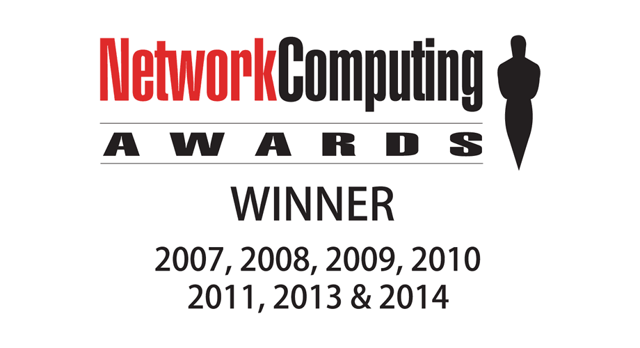 Network Computing Awards Winner Logo