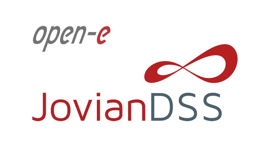 Open-E JovianDSS Logo