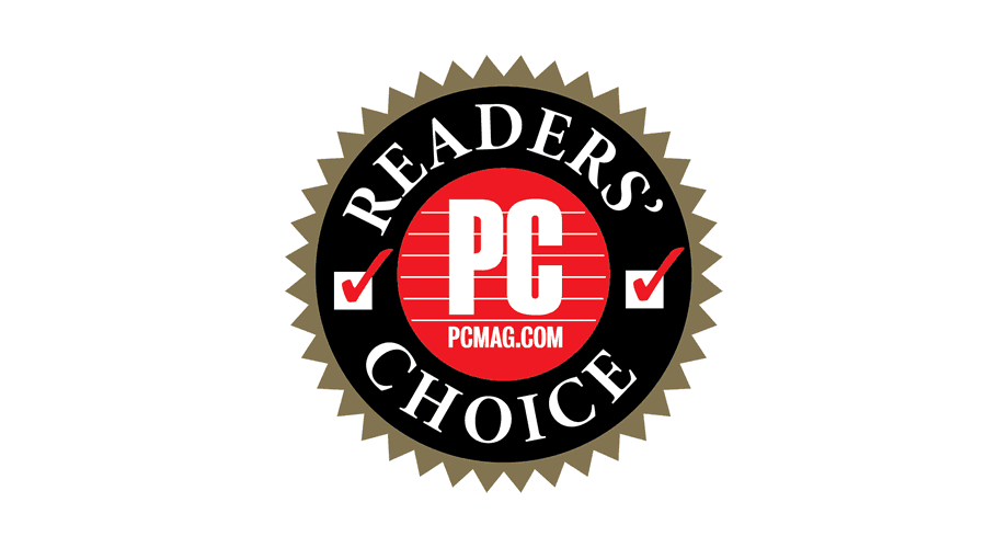 PCMag Readers' Choice Award Logo
