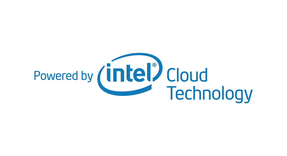Powered by Intel Cloud Technology Logo