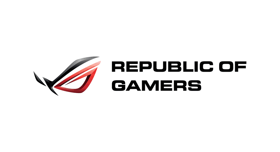 Republic of Gamers Logo (Horizontal)