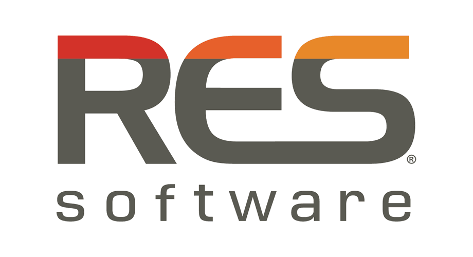 RES Software Logo