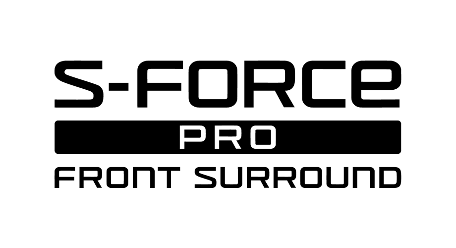 S-Force Pro Front Surround Logo