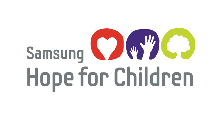 Samsung Hope for Children Logo