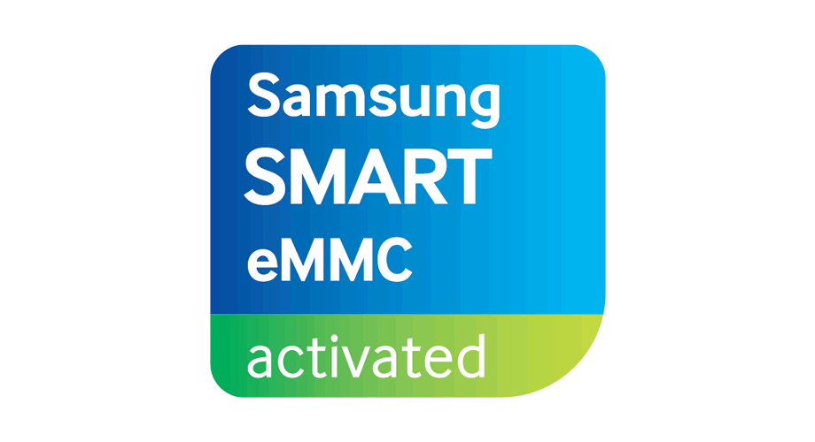 Samsung Smart eMMC Activated Logo