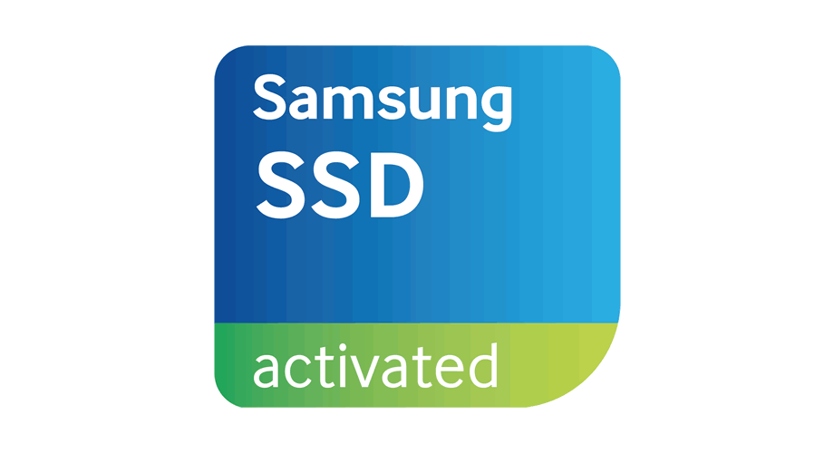 Samsung SSD Activated Logo