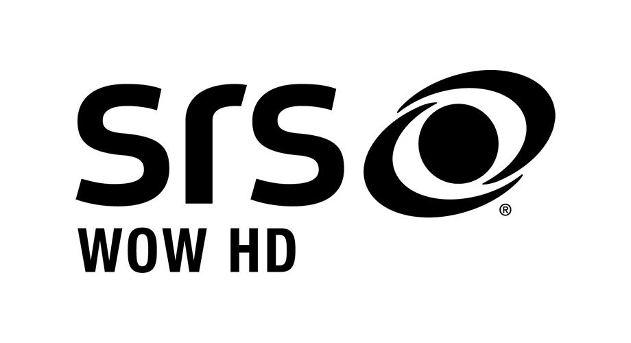 SRS WOW HD Logo