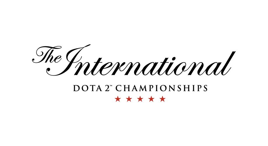 The International Dota 2 Championship Logo