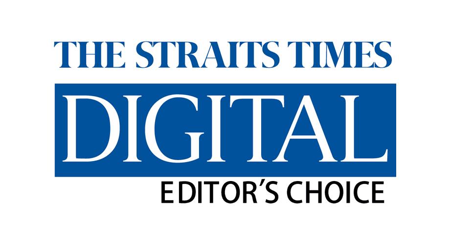 The Straits Times Digital Editor's Choice Logo