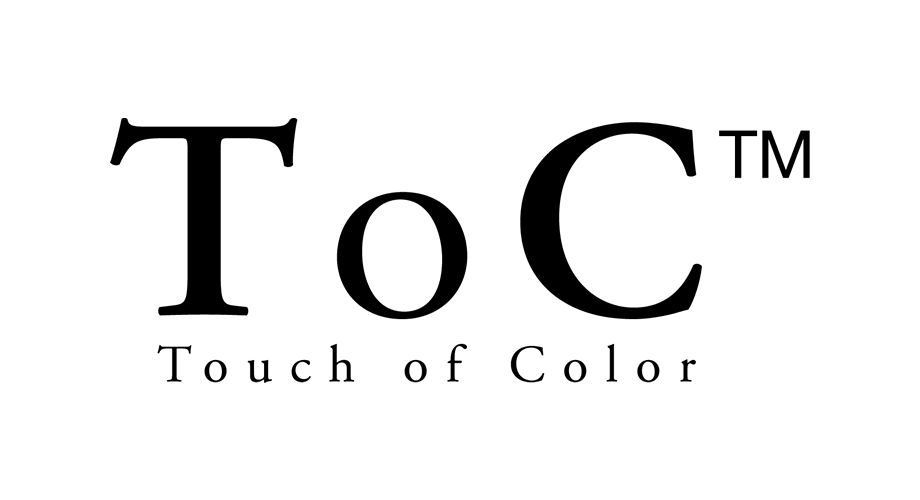 Touch of Color (ToC) Logo