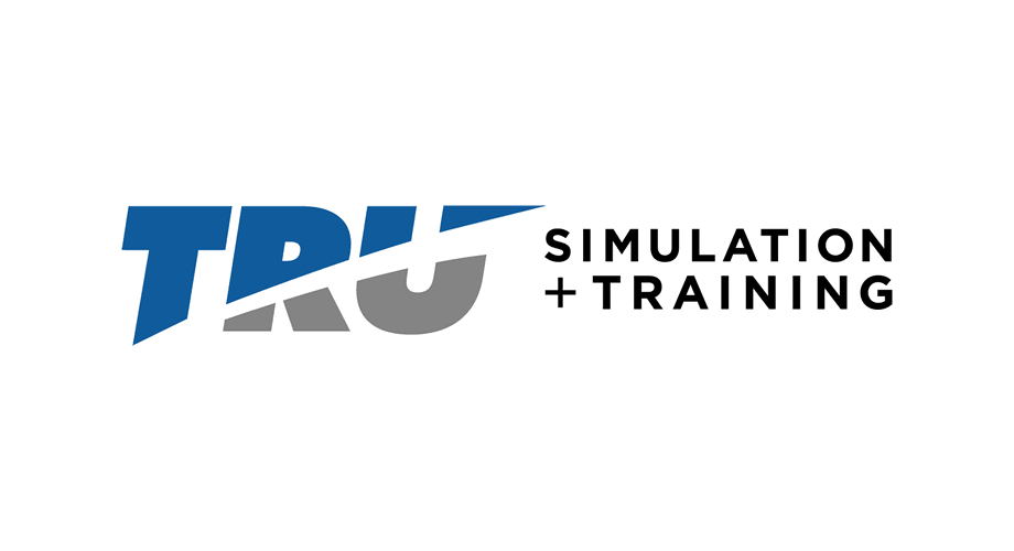 TRU Simulation & Training Logo