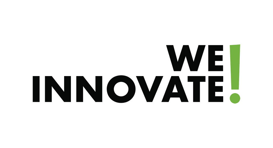 We Innovate Logo