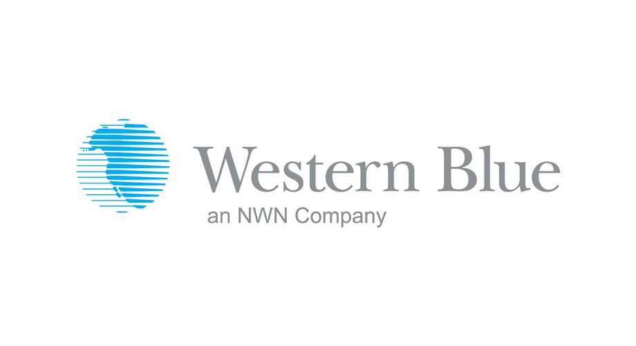 Western Blue Logo