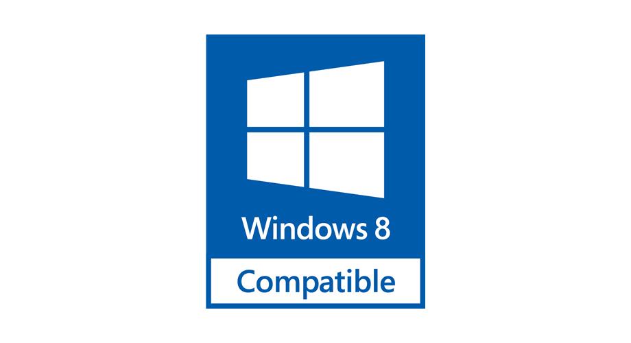 Windows 8 Compatible Logo