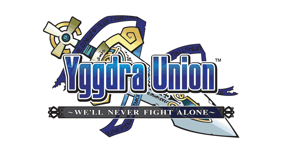 Yggdra Union: We'll Never Fight Alone Logo