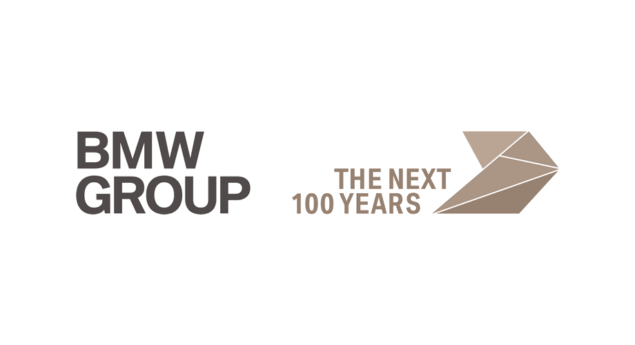 BMW Group The Next 100 Years Logo
