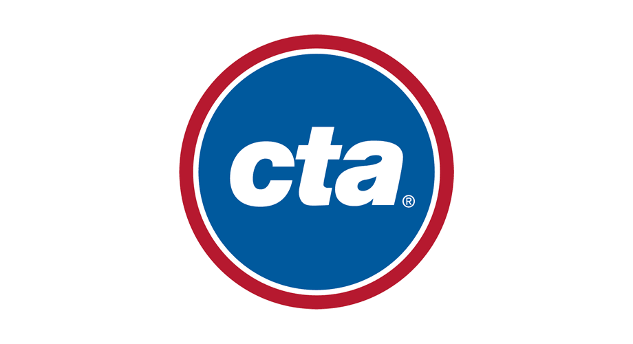 Chicago Transit Authority (CTA) Logo