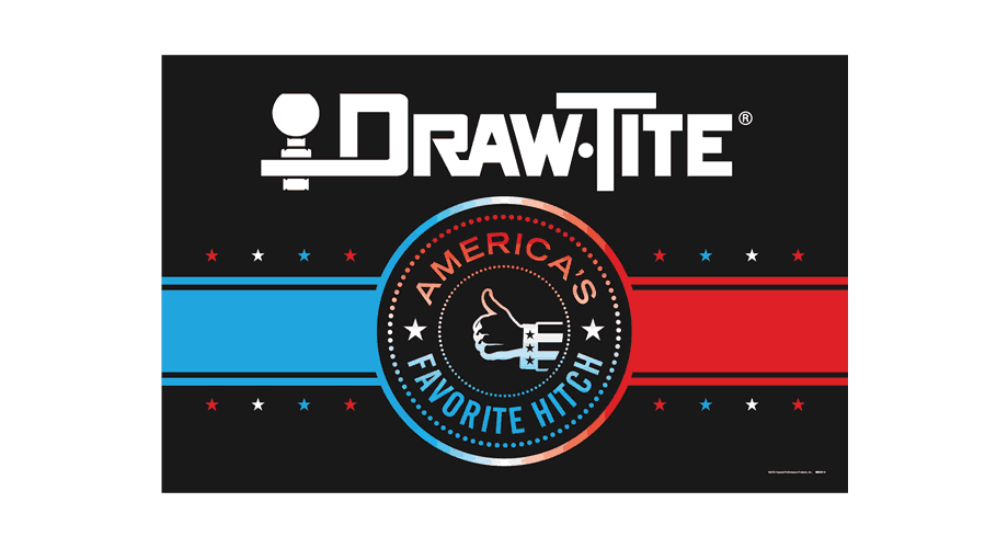 Draw-Tite America's Favorite Hitch Logo 1