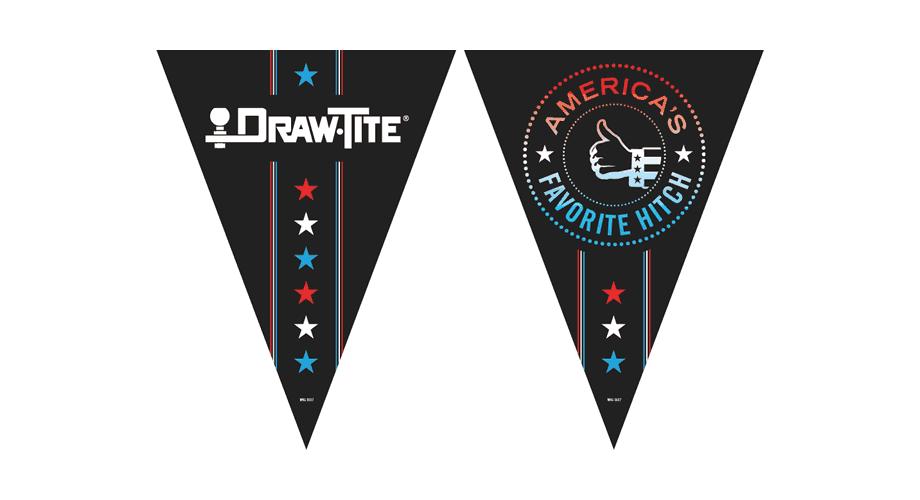 Draw-Tite America's Favorite Hitch Logo