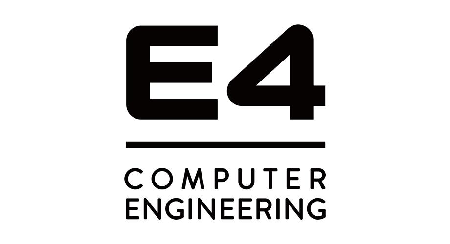 E4 Computer Engineering Logo