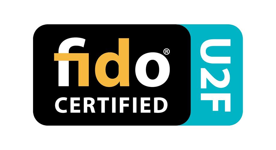 FIDO U2F Certified Logo