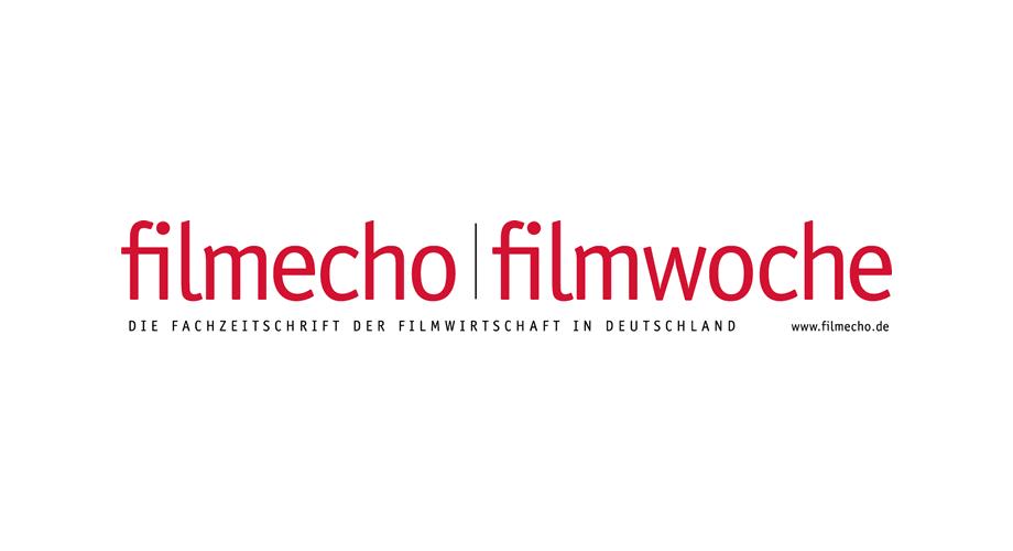 Filmecho   Filmwoche Logo