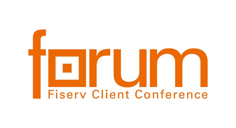 Forum Fiserv Client Conference Logo