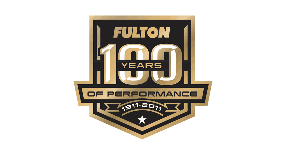 Fulton 100 Years of Performance 1911-2011 Logo