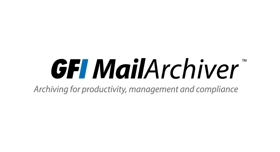 GFI MailArchiver Logo