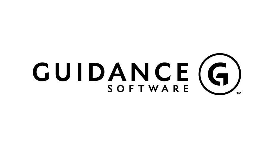Guidance Software Logo (Black Color)